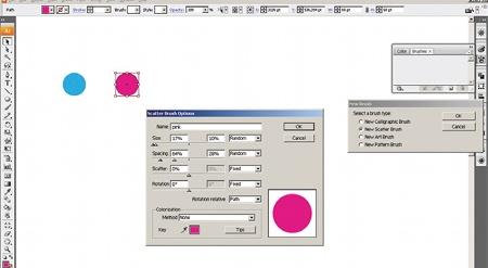 duplicate vector scatter