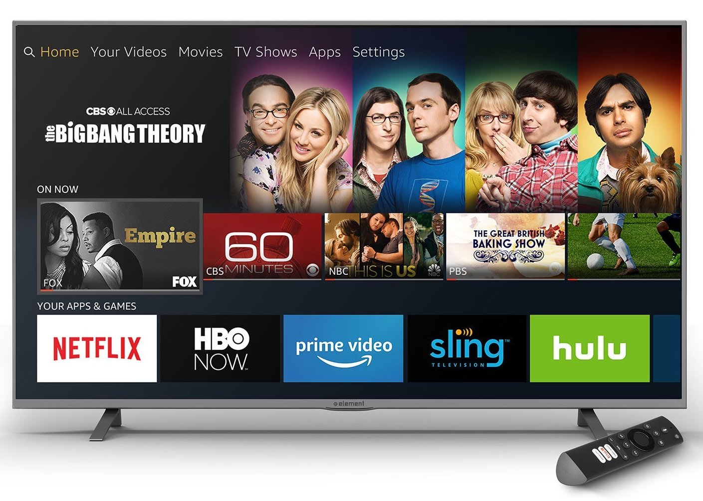 Here are all the TV deals for Amazon Prime Day 2017