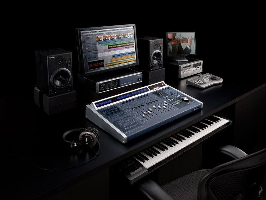 Exclusive Cakewalk And Roland Launch V Studio 700