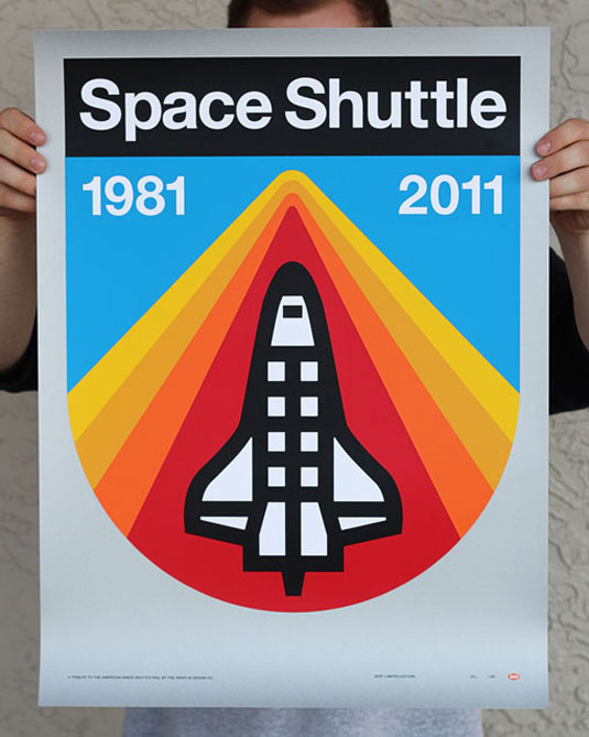examples of retro posters