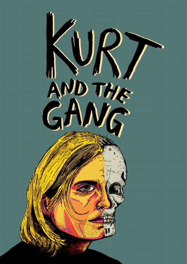 Win a Kurt Cobain sticker book