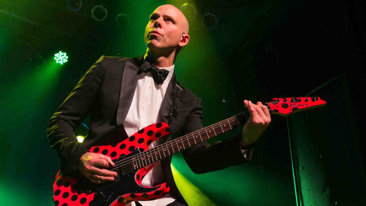 stone sour 39 s josh rand my top 5 tips for guitarists musicradar. Black Bedroom Furniture Sets. Home Design Ideas