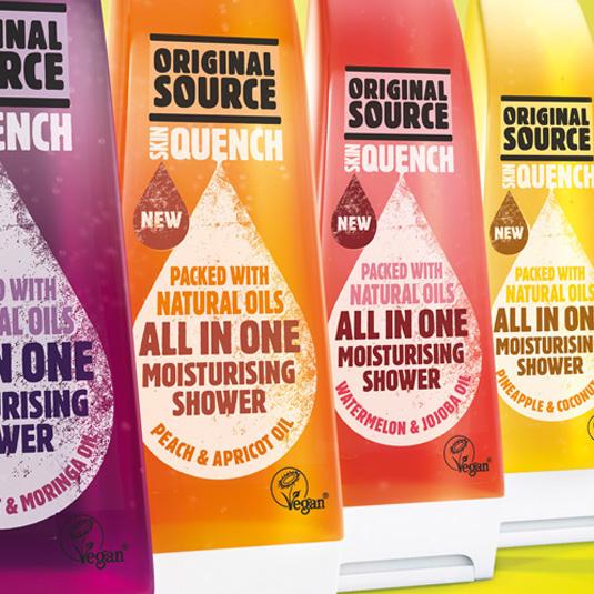 Original Source packaging