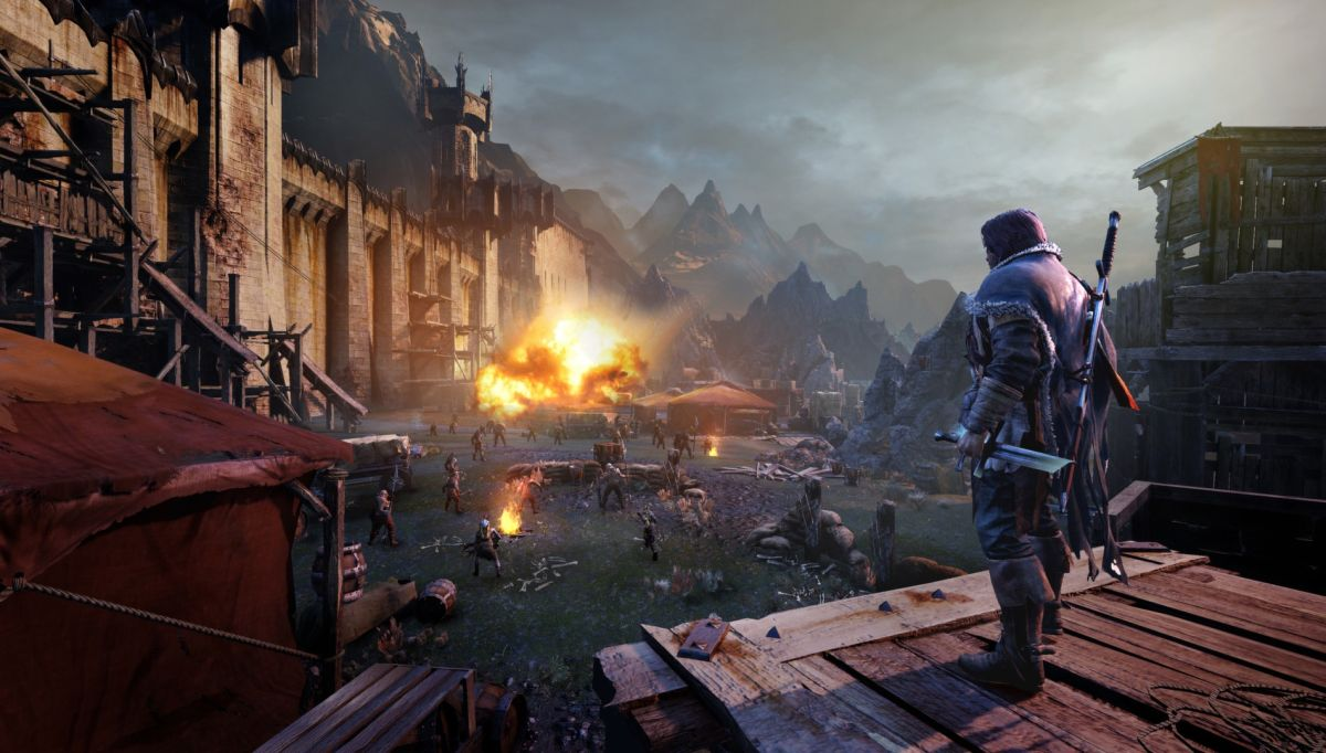 Middle-Earth: Shadow Of Mordor System Requirements Are
