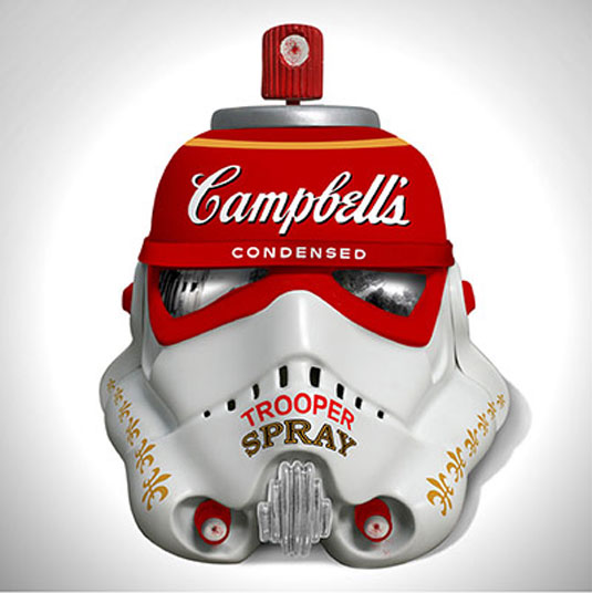 stormtrooper helmet exhibition