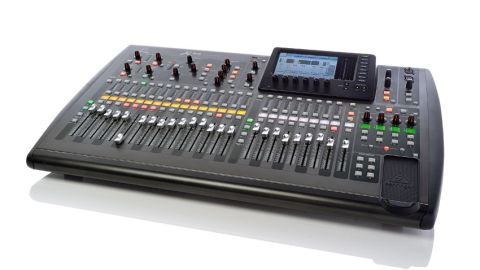 behringer x32 digital mixing console review musicradar. Black Bedroom Furniture Sets. Home Design Ideas
