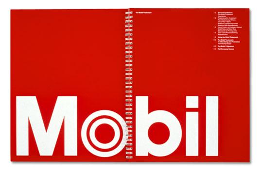 mobil new logo