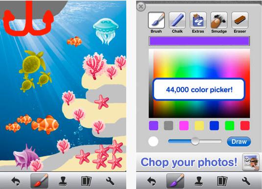 Best iPhone apps: Doodle Buddy