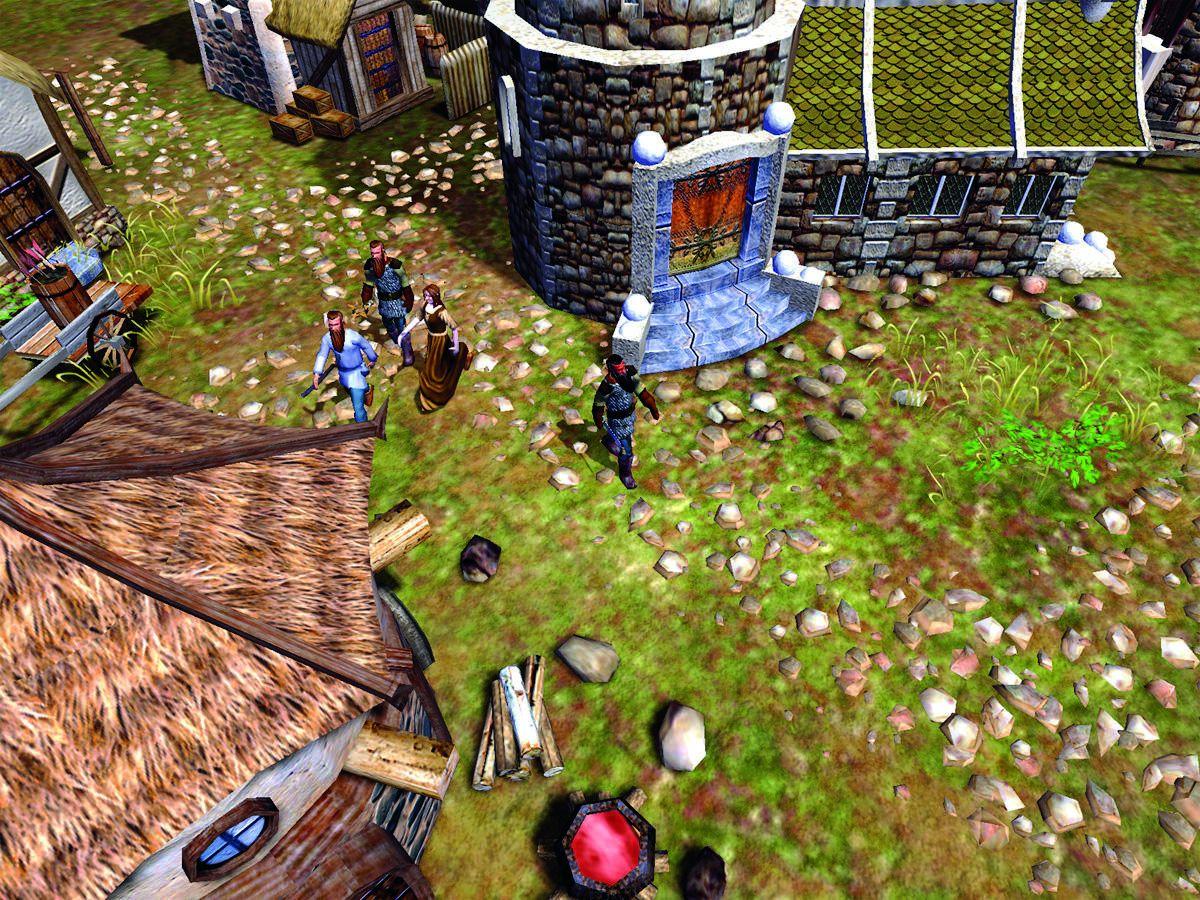 Hinterland: A New Kingdom Free Download « IGGGAMES