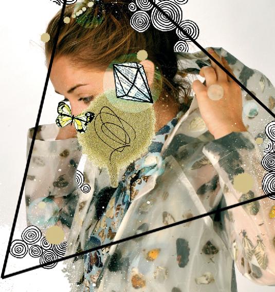 Kaleidoscopic collage 12