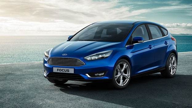 ford unveils ford focus 2014 with sync 2 and hands free parking at mwc t3 - Ford Focus 2014