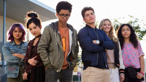 Marvel's Runaways is now streaming on Hulu
