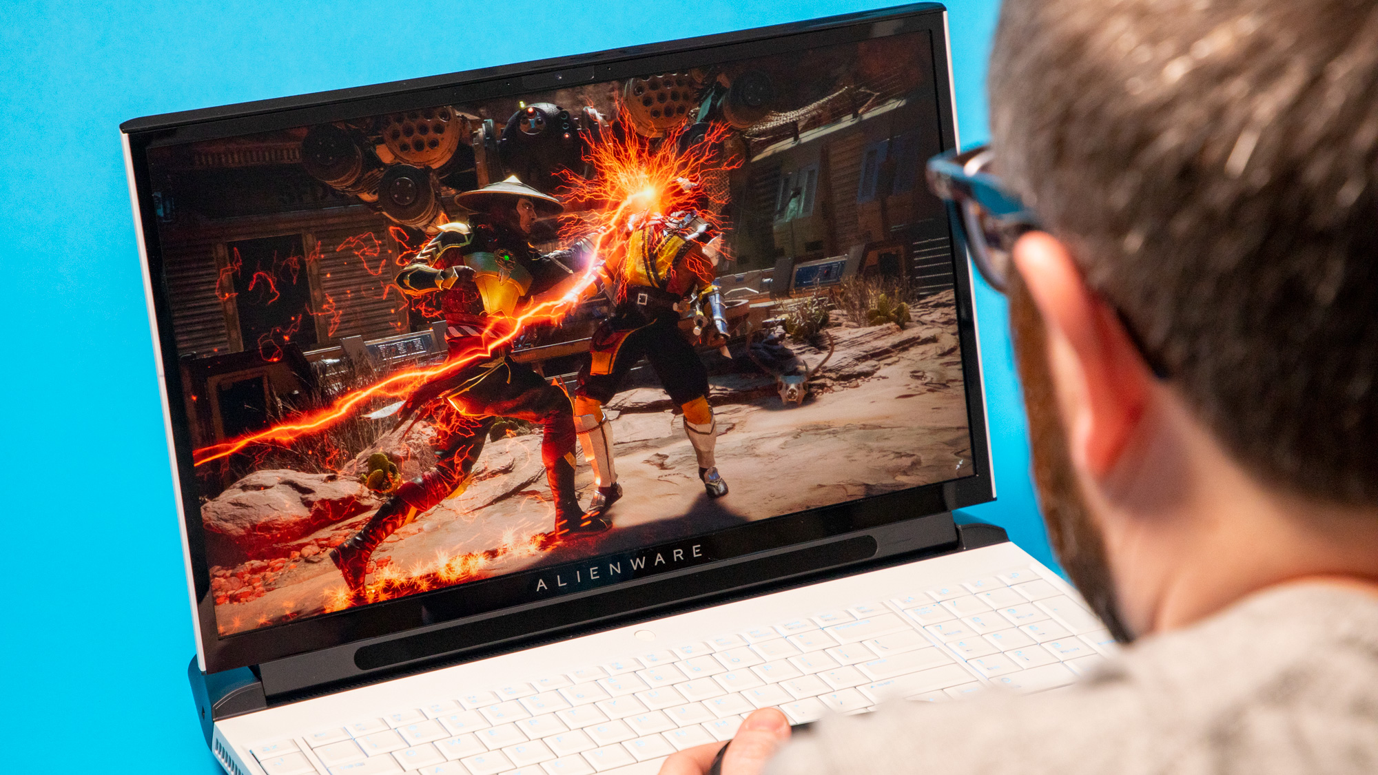 Best 17-inch laptop: Alienware Area-51m
