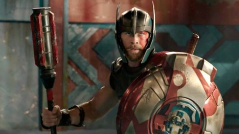 Doctor Strange Teased For Thor: Ragnarok