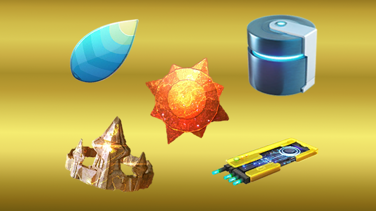 Pokemon Go special items - what they are and how to get them