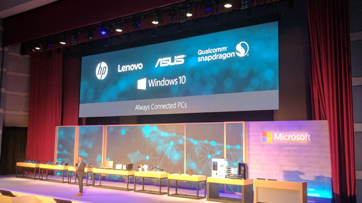 Microsoft and Qualcomm team up for a revolution in mobile PCs