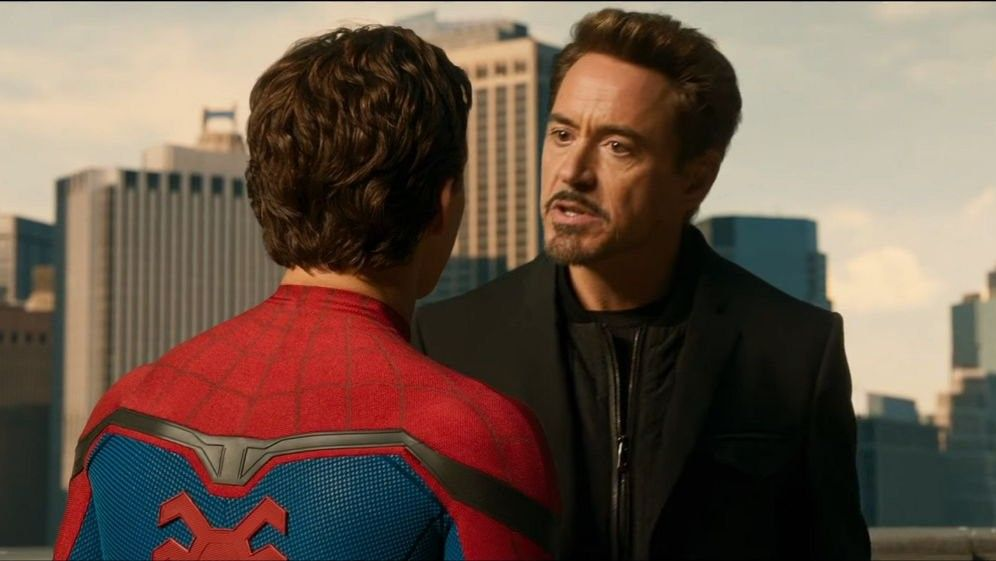 Peter Parker's first MCU appearance was in… Iron Man 2 ...