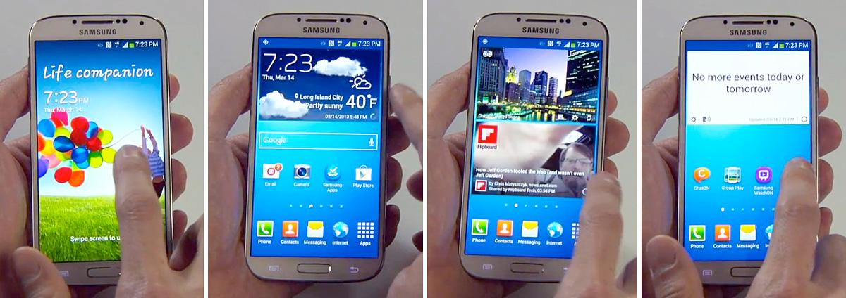 Samsung galaxy s4 monthly deals uk