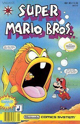 All Mario Power Ups