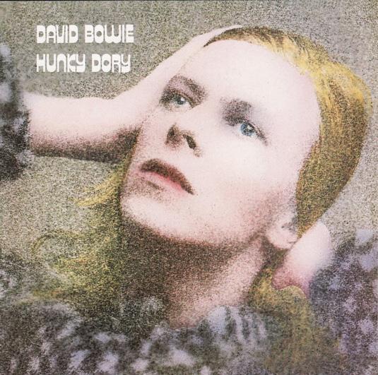 70s album covers: Hunky Dory