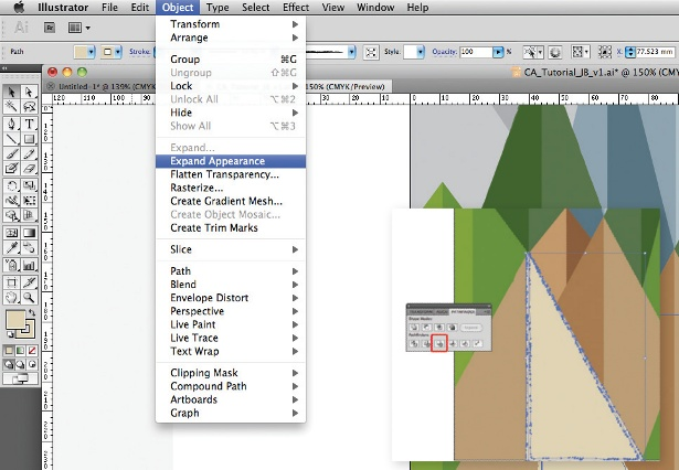 Add depth and texture in Illustrator 5