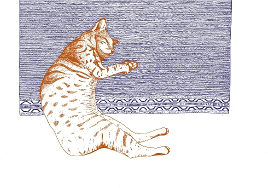 Emily Bakes's Cat on a Mat