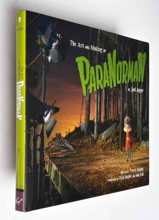 ParaNorman book
