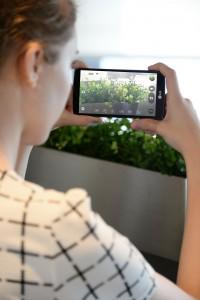 LG G4 Beat main camera