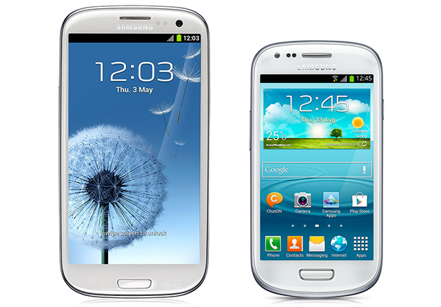 Samsung Galaxy S3 LTE vs Samsung Galaxy S3 Mini ...