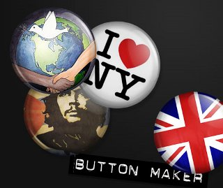 Make buttons in Photoshop