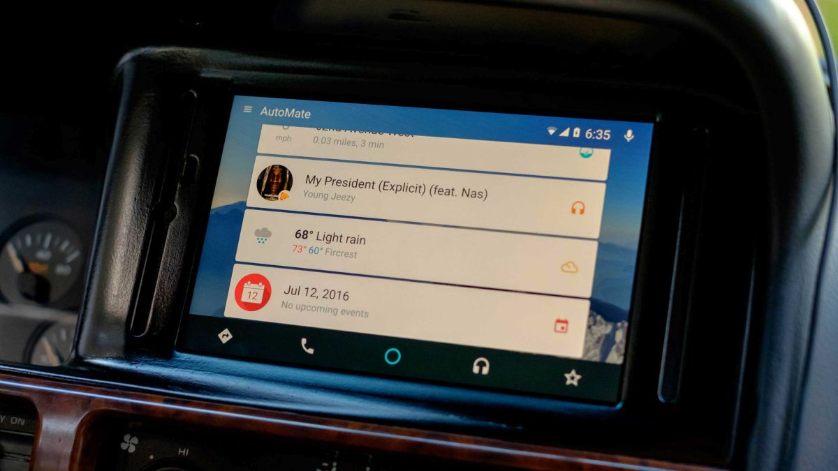 How To Install 3 Android Tablets In Your Car Techradar