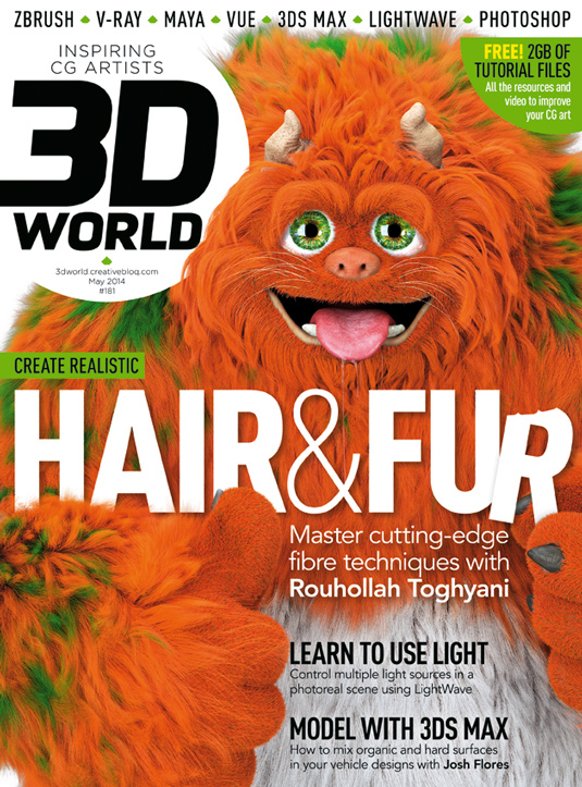 3D World issue 181