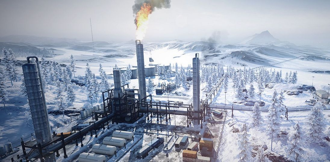 Battlefield 3: End Game Maps Have Snow, Sand, Forests