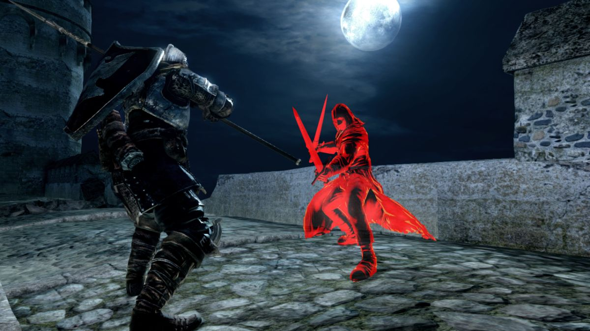The unwritten rules of dark souls s online multiplayer