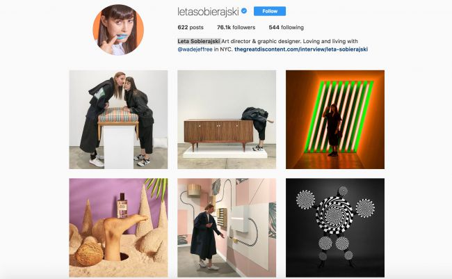 32 graphic designers to follow on Instagram