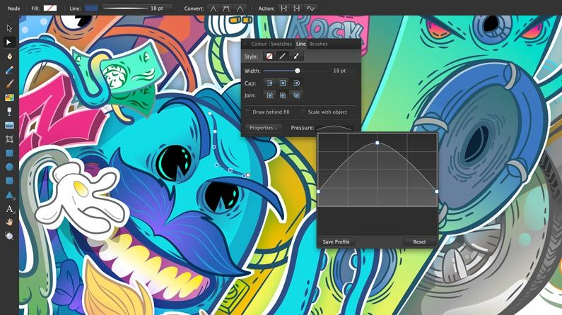 Serif Releases Free Alternative To Adobe Illustrator