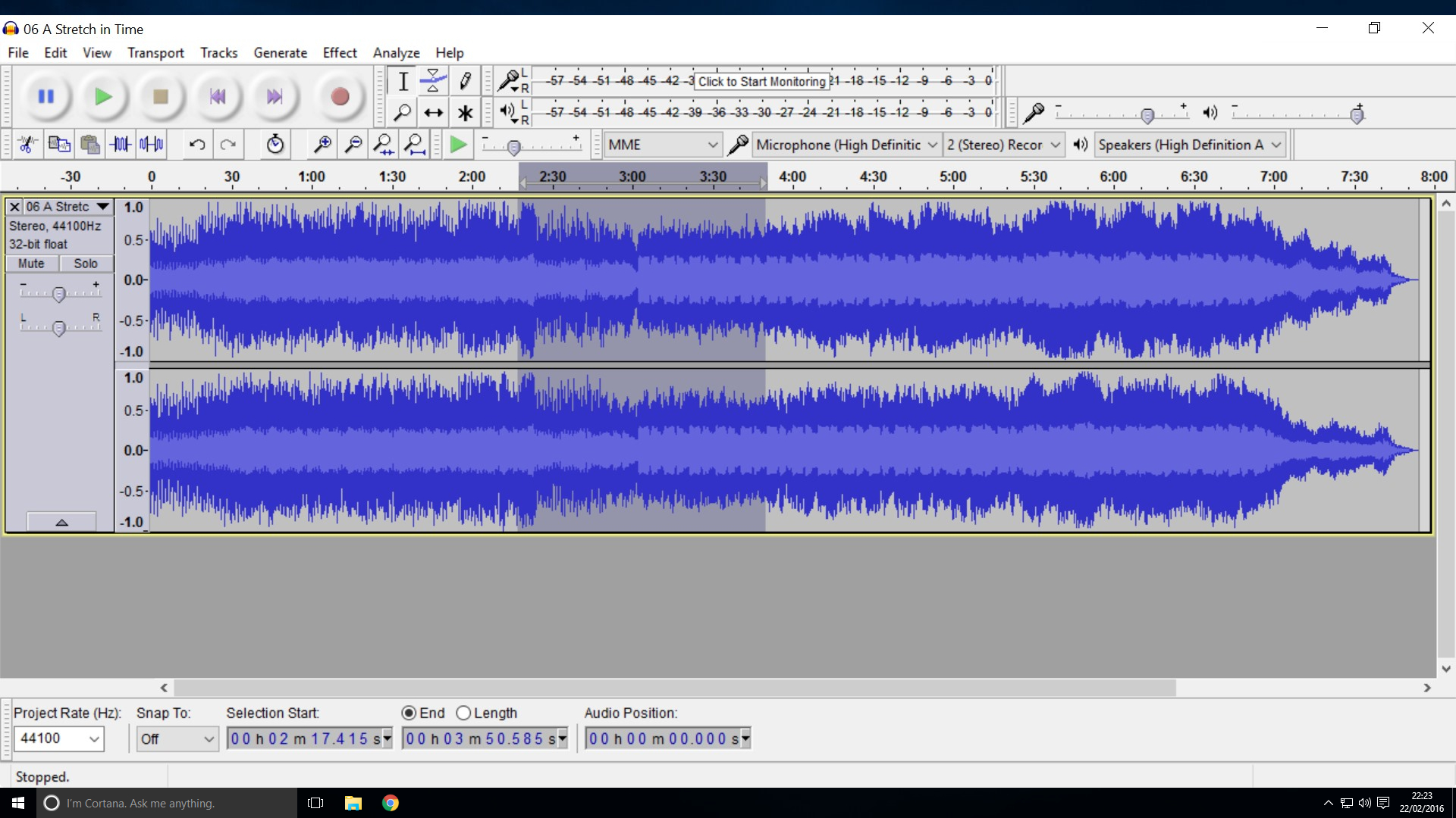 The best free audio editor 2017