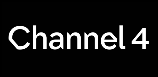 New Channel 4 logo