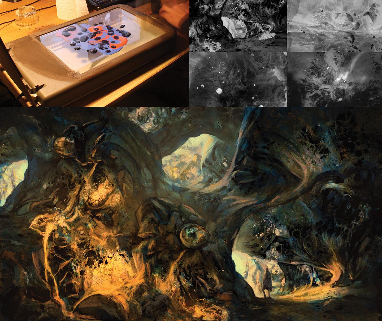 Speed painting tips - Jesper Friis