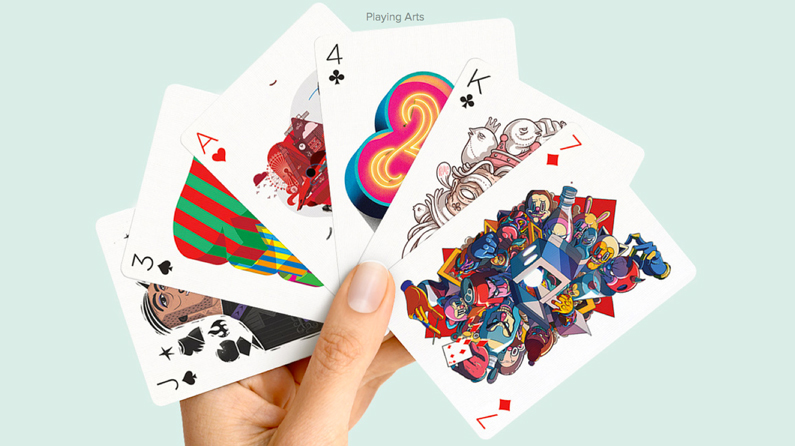 20 stylish custom playing cards | Creative Bloq