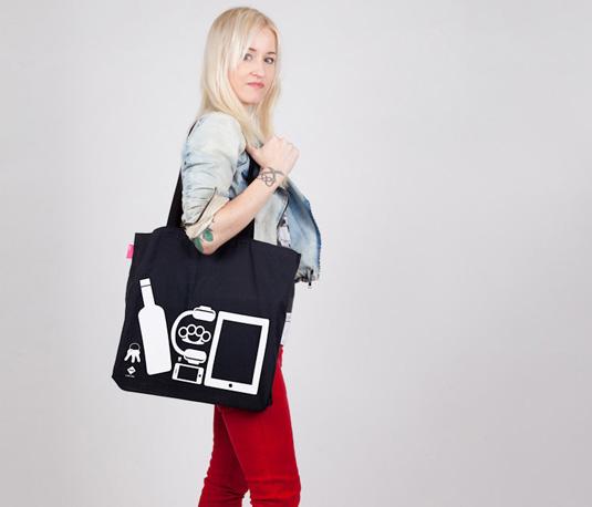 14 amazing tote bags | Cara Desain Online