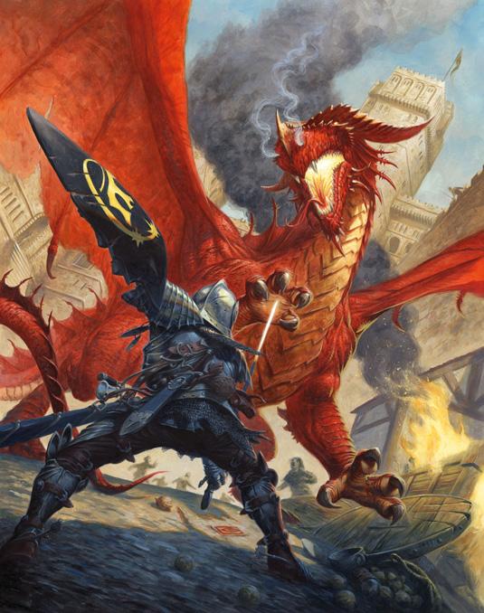 dragon goals