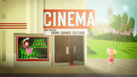 Behind the scenes of Creating Movie Magic