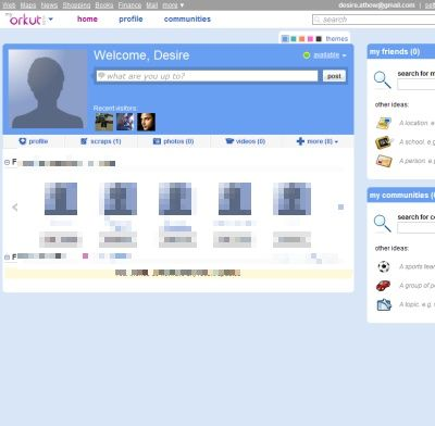 google s orkut in brazil Google's legacy social network will be retired in three google shutting down orkut had it maintained a user base in places like brazil, or had that faded.