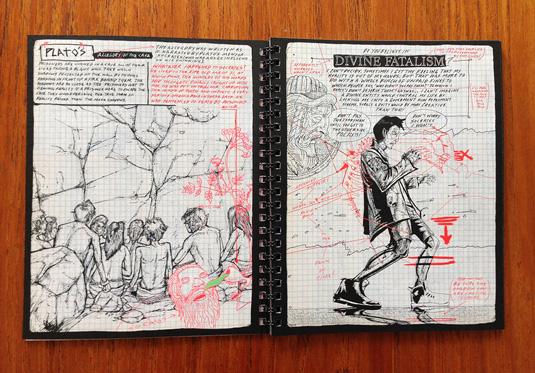 sutu sketches