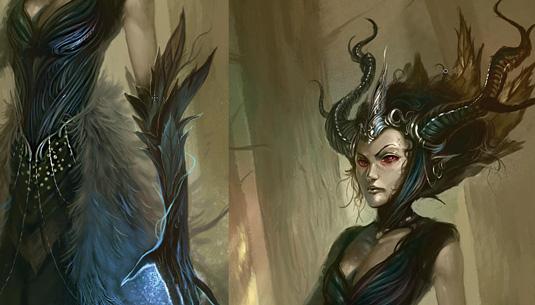 faerie step 8
