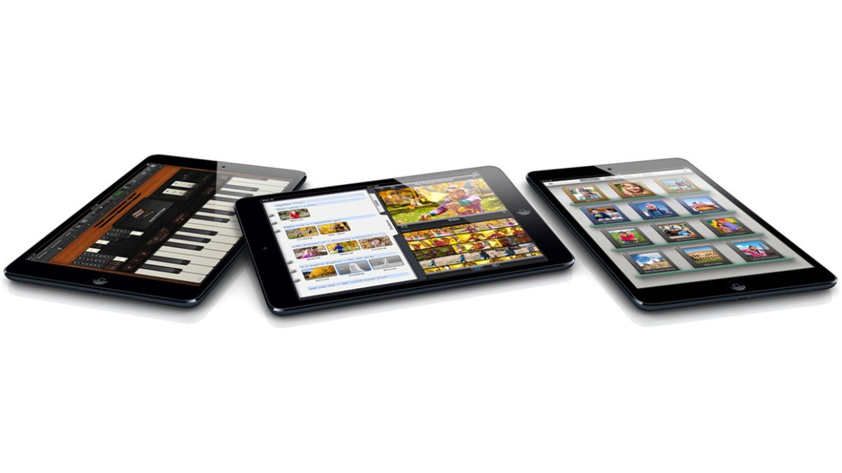 Apple Ipad Vs Kindle: Apple IPad Mini Vs Google Nexus 7 Vs Kindle Fire HD 7-inch