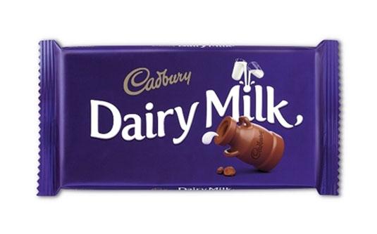 Cadbury new look