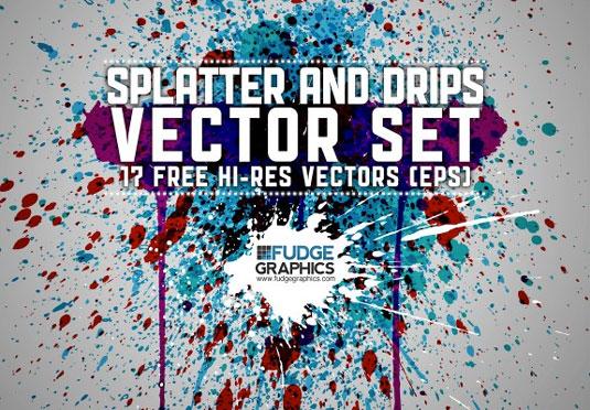 Free vector art: Fudgegraphics