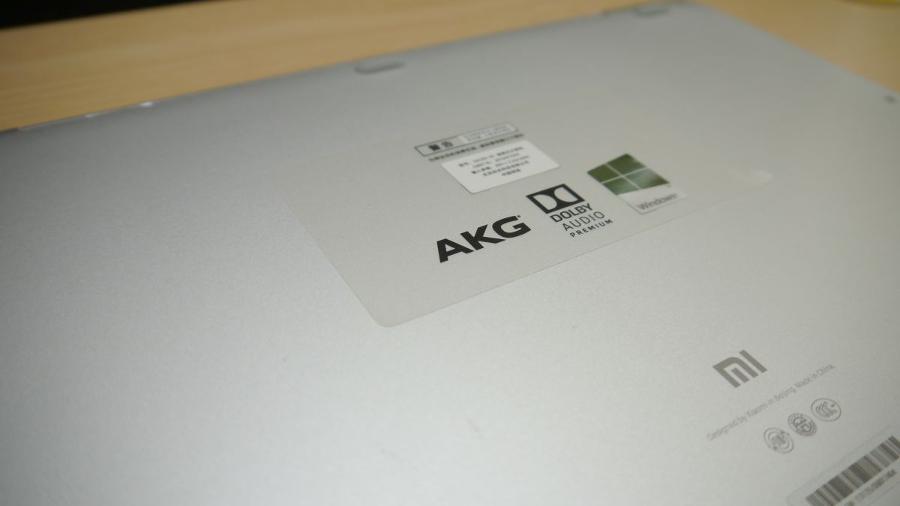 Xiaomi Air 12 AKG brand
